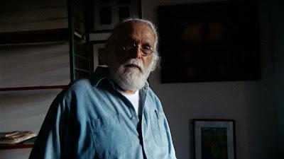 Francisco Brennand em cena do filme sobre sua trajetória - Divulgação