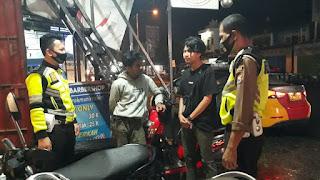 Polsek Bungoro Laksanakan Operasi Yustisi  Guna Mencegah Covid19.