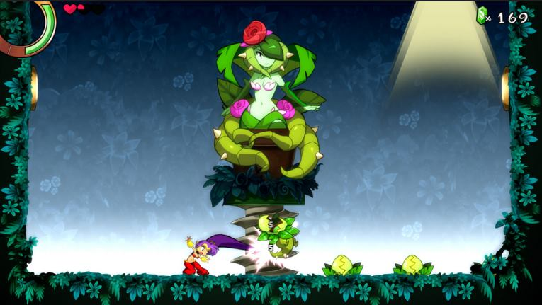 Shantae and the Seven Sirens pc full español