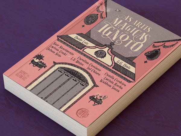 CATARSE: As Artes Mágicas do Ignoto, por Editora Corvus