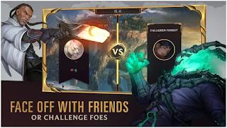 Download Legends of Runeterra Apk Global Version