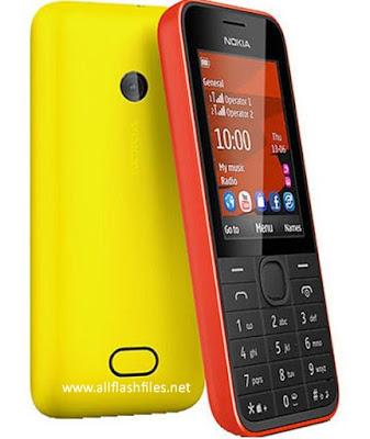Nokia-208-Firmware