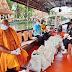 กระทรวงวัฒนธรรม โดยกรมการศาสนา จัดกิจกรรมช่วยเหลือผู้ประสบอุทกภัย ภายใต้โครงการปันน้ำใจ คนไทยไม่ทิ้งกัน
