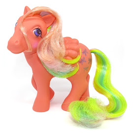 My Little Pony Flutterbye Year Three Rainbow Ponies II G1 Pony