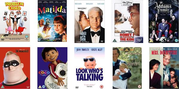 10 Family-Based Films