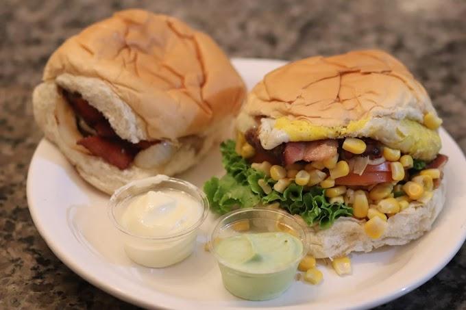Hambúrguer, Hip Hop e sabor