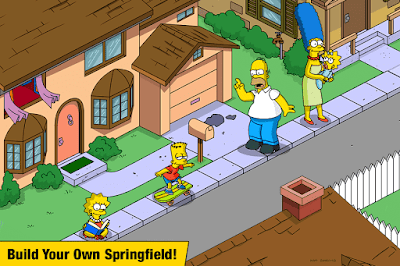 The Simpsons Tapped Out MOD APK for Android Download