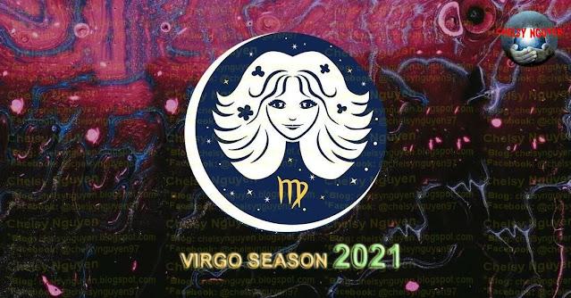 virgo season 2021,dự đoán mùa xử nữ 2021, virgo season dates
