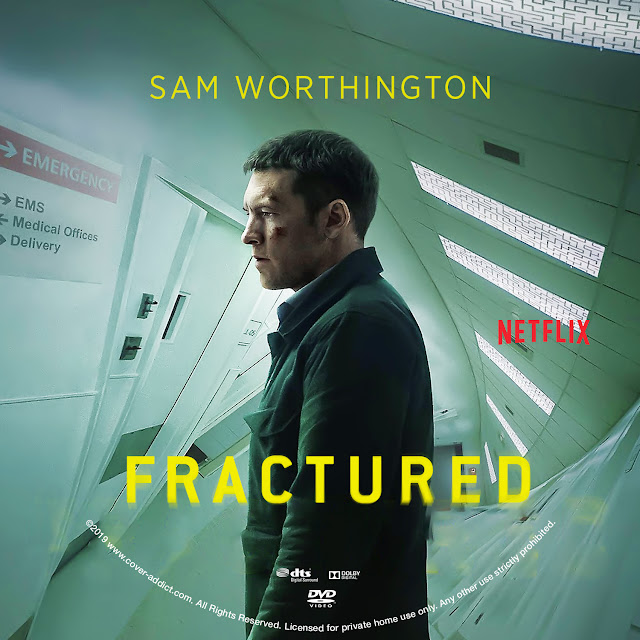 Fractured DVD Cover