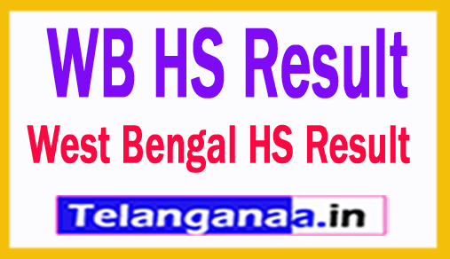 WB HS Result 2018 West Bengal HS Result 2018