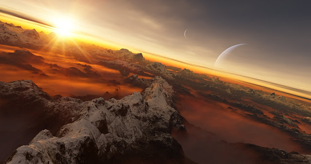 Name an exoplanet