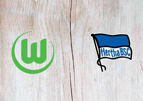 Wolfsburg vs Hertha BSC -Highlights 25 January 2020