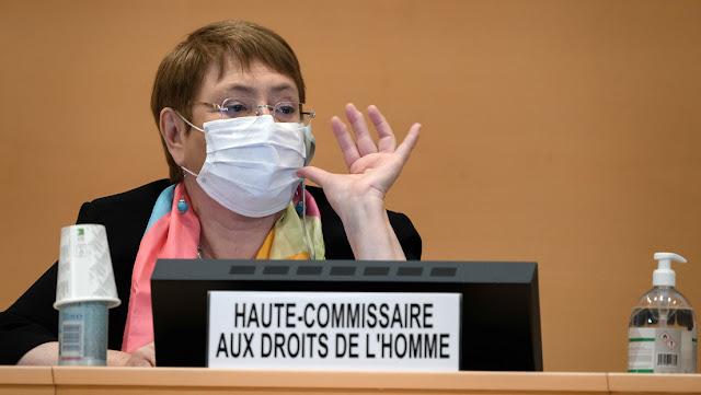 Bachelet hace un llamamiento para llevar a cabo reparaciones por el colonialismo y la esclavitud