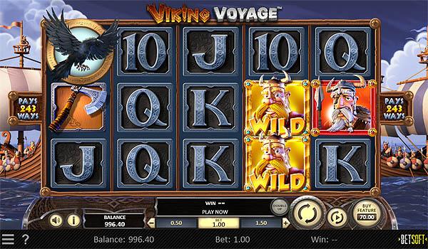 Main Gratis Slot Indonesia - Viking Voyage Betsoft