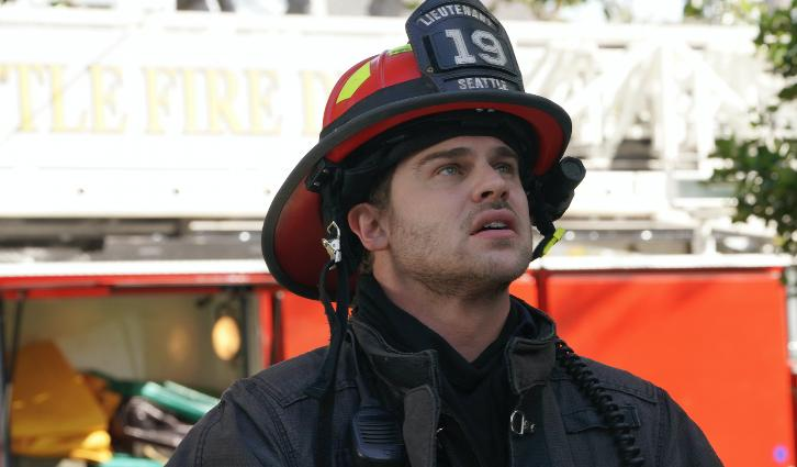 Station 19 - Episode 1.09 - Hot Box - Promotional Photos + Press Release