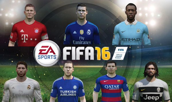 FIFA 16 Super Deluxe Edition-FULL UNLOCKED [PC]