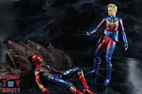 SH Figuarts Captain Marvel (Avengers Endgame) 36