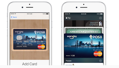 Apple Pay Credit Cards