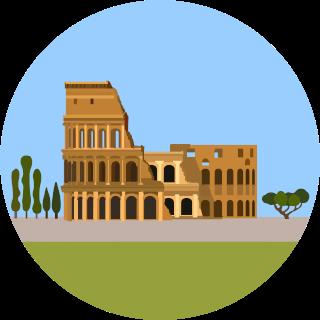 Колизей - маленькая картинка