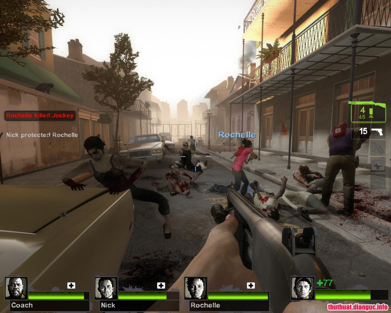 Download Game Left 4 Dead – Black Box Full crack