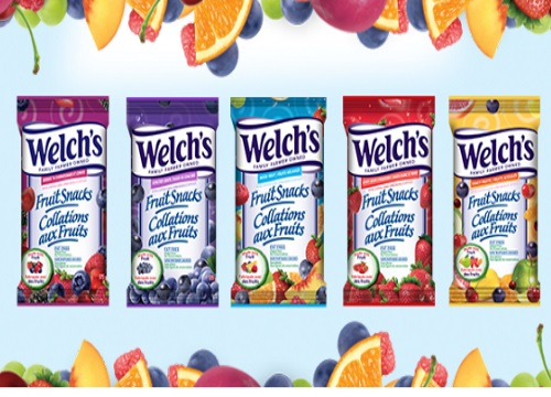 Canada's Favourite Welch's Fruit Snack Contest