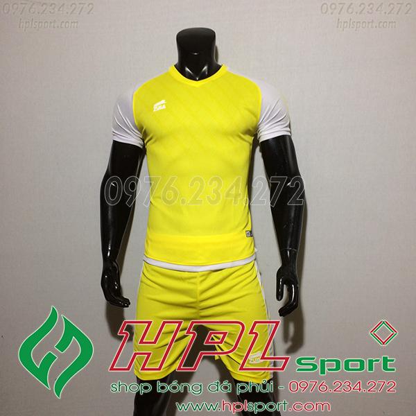 Áo Bóng Đá Ko Logo Zuka Spe Màu Vàng