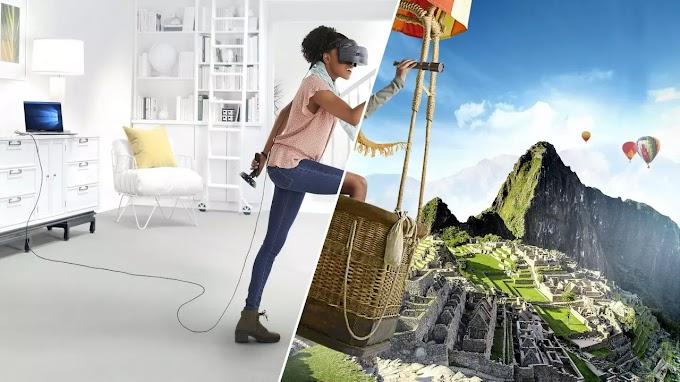 Mercado de realidad mixta a valor 2021: crecimiento, análisis de la industria