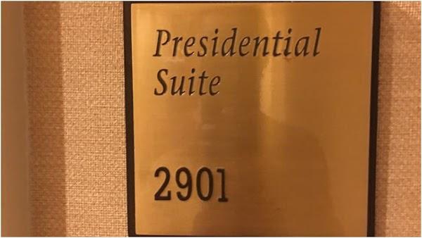 Skenario Kudeta Partai Demokrat Dirancang di Kamar Presidential Suite 2901