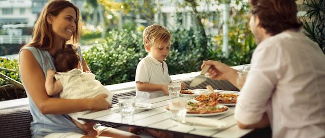 Consigli utili per una cena al ristorante con bambini