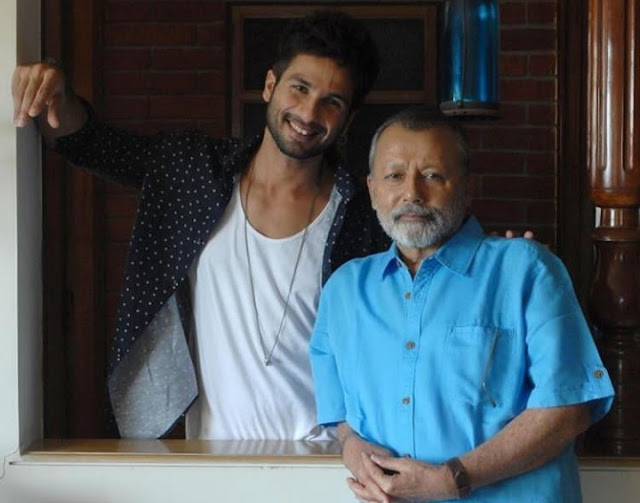 celebrities memories with their father