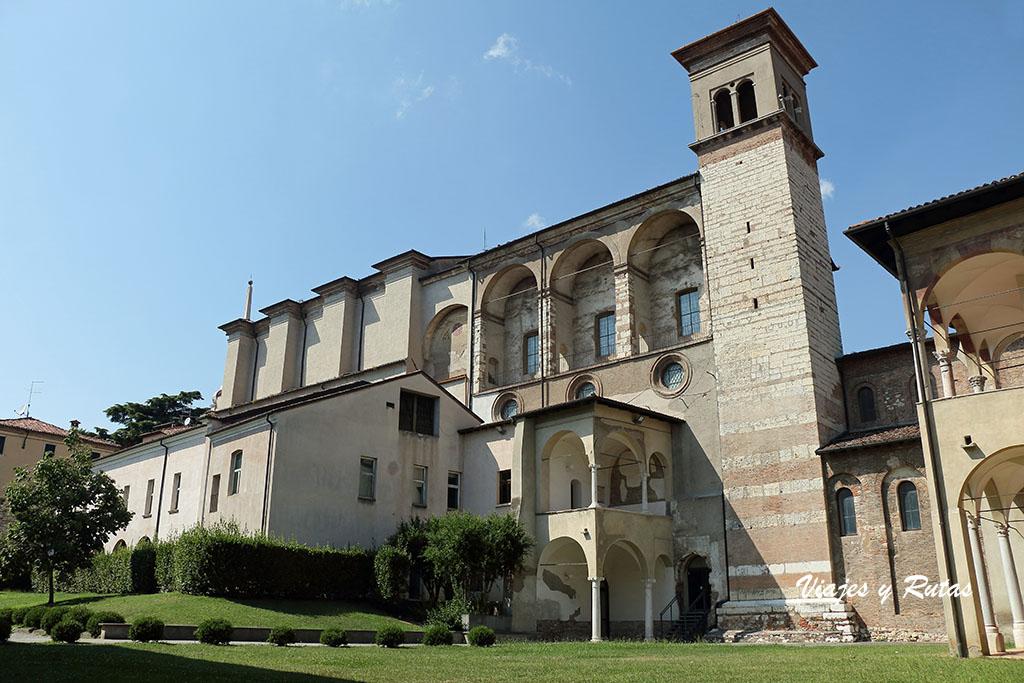 Complejo monumental de San Salvatore y Santa Giulia de Brescia