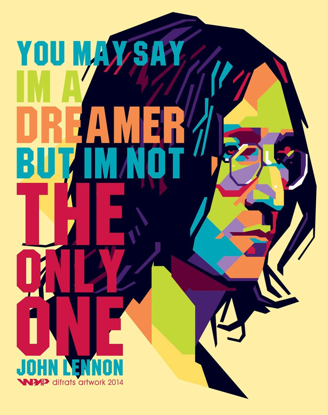Bedah Lagu Imagine John Lennon Distorsi Kasar