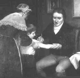 Edward Jenner (1749 - 1823)