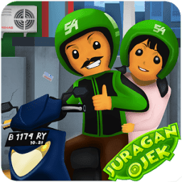 Juragan Ojek MOD APK Unlimited Coins And Money
