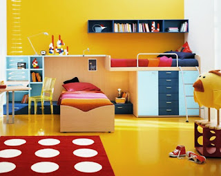 The latest Styling tips and Decorating children's rooms