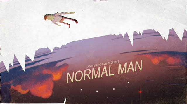 Advenure Time – Normal Man