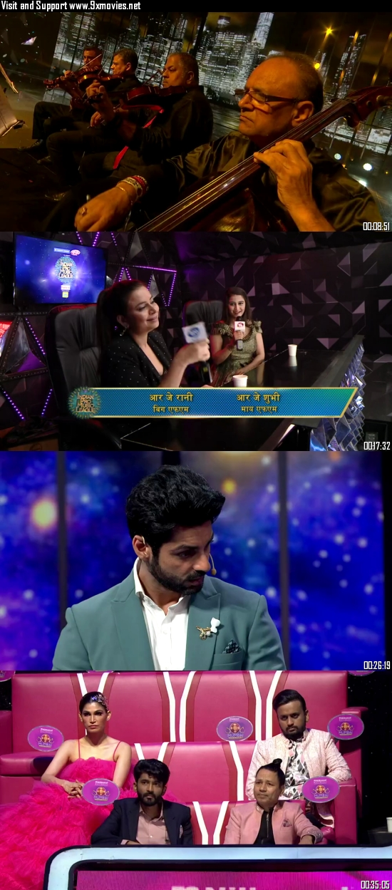 Indian Pro Music League 10 July 2021 HDTV 480p 300MB