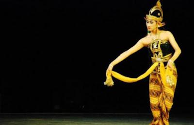 Contoh Tari Tunggal Nusantara Daerahnya Indonesia