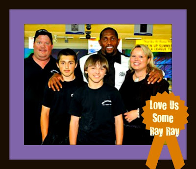 Big Fat Daddys Ray Lewis Ravens