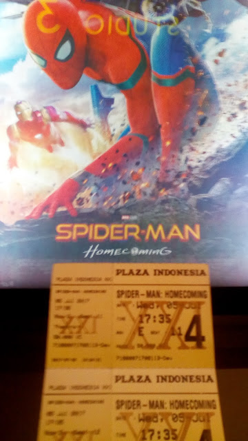 spiderman homecoming beri kejutan