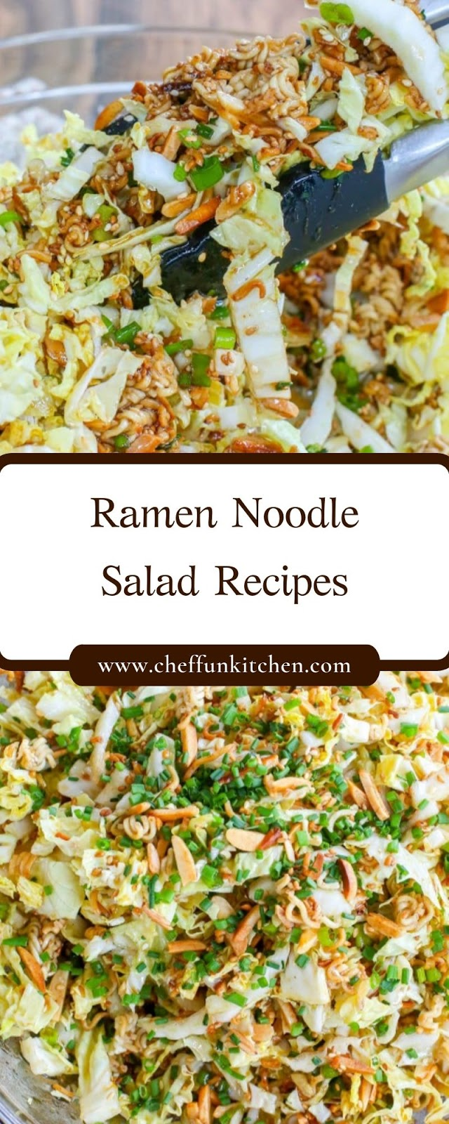 Ramen Noodle Salad Recipes