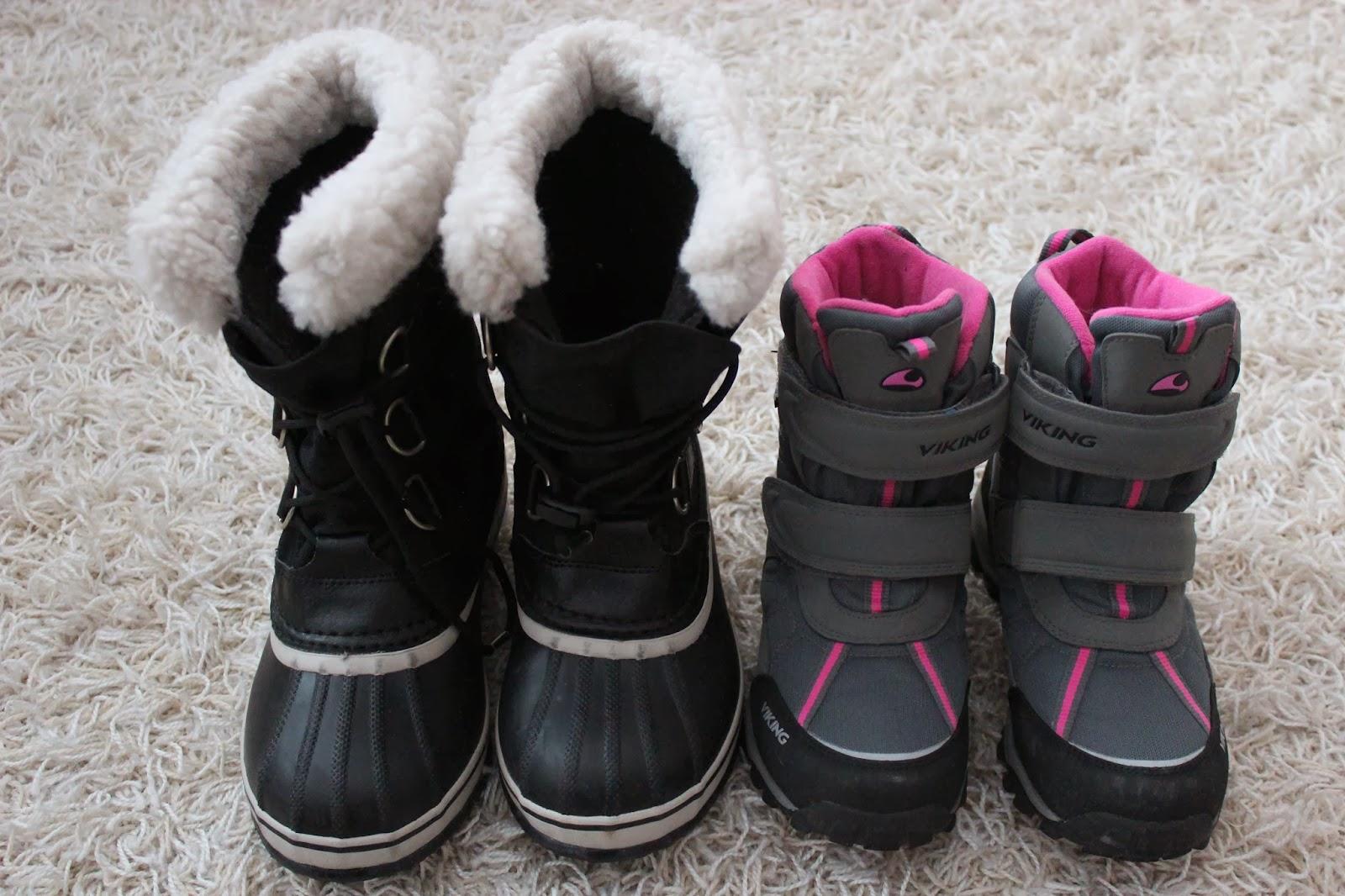 kengän koko us lapset