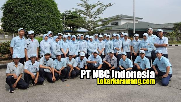 PT NBC Indonesia Terbaru