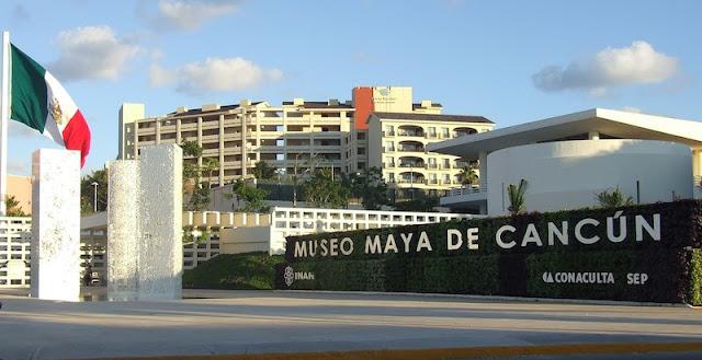 Museu Maya em Cancún