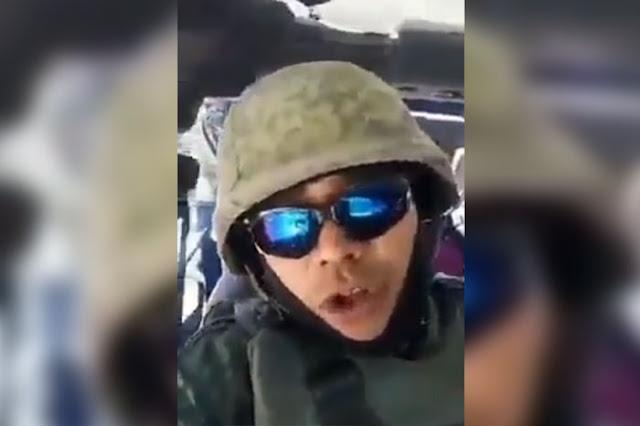 """Filtran video de Sicarios de Los Viagras cantanto """"To my Love"""" antes de efrentarse contra El CJNG en Michoacán donde murieron mas de 20"""