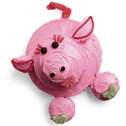 Fat Piggy Cake