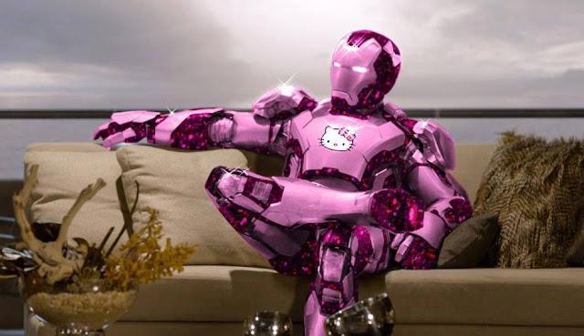 Ini Dia Transformasi Superhero Menjadi Super Imut! Dijamin Ngakak