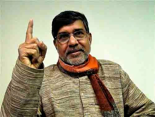 Kailash Satyarthi - Nobel Peace Prize 2014 Winner