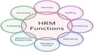 What are the Functions of Human Resource Management?