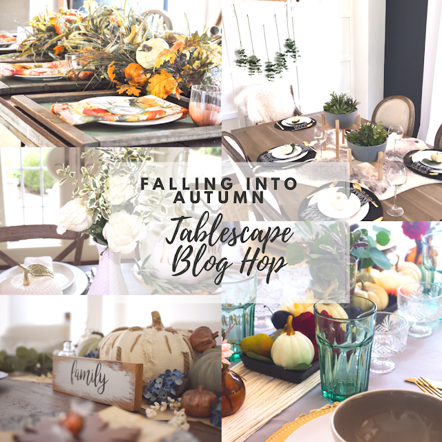 Falling into Autumn Blog Hop